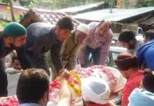 Muslims mourn death of elderly Sikh man in North Kashmir