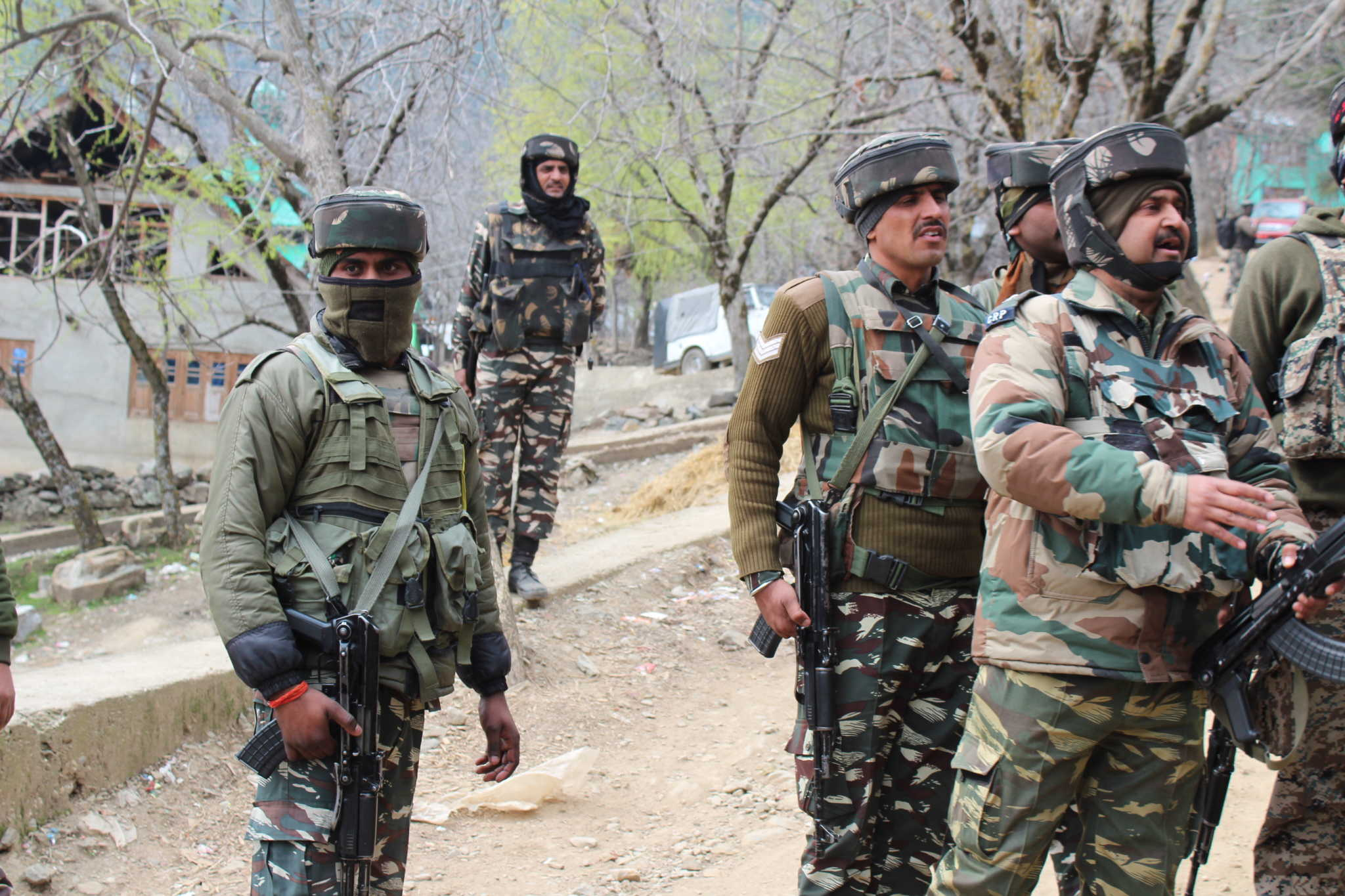 4 militants killed in encounter with security forces in Kupwara
